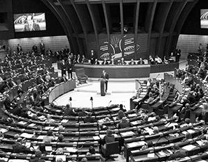Российские делегаты скоро вернутся в зал заседаний ПАСЕ в Страсбурге