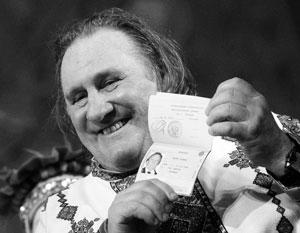 Москва могла бы зарабатывать на продаже своих паспортов богатым жителям Запада, вроде Депардье