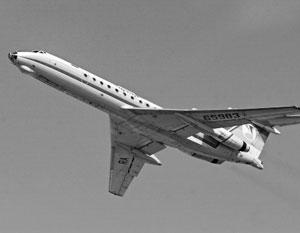 Ту-134 стал одной из самых знаменитых машин советского авиапрома