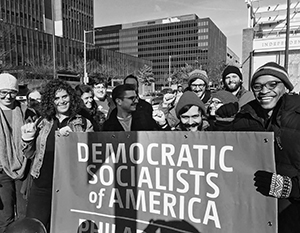 Социалистические идеи привлекают все больше американской молодежи