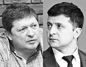 Возможно, Борис Шефир (слева) высказал вслух то, что Зеленский пока говорить боится