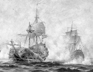 Сражение у острова Эзель стало одним из переломных моментов Северной войны