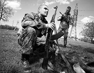 Защитники ДНР и ЛНР завоевали уважение со стороны украинских политиков