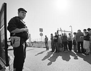 Массовая миграция начинает влиять на политическую жизнь на Украине