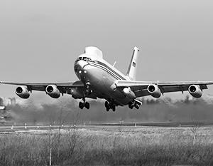 Подобные самолеты имеют для обороны колоссальное значение – но только в период ядерной войны