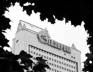 Компании Алексея Миллера удалось обойти компанию Германа Грефа по капитализации