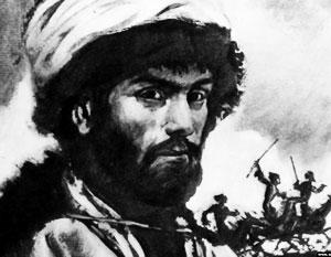 Вот уже 167 лет отрубленная голова Хаджи-Мурата хранится в кунсткамере в Петербурге