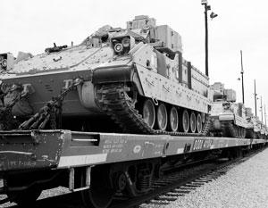 Соединенные Штаты опасаются самостоятельности ЕС в вопросе производства вооружений