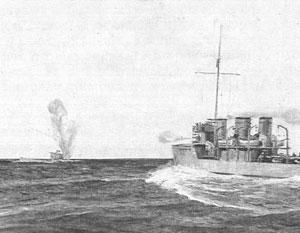 Бои в Финском заливе стали одним из немногих столкновений между военно-морскими флотами Британии и России