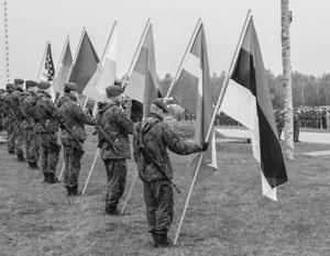 Несмотря на скромные вооруженные силы, страны Прибалтики крайне агрессивно ведут себя в информационном пространстве