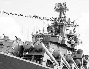 Флагман Черноморского флота получил шанс на вторую жизнь