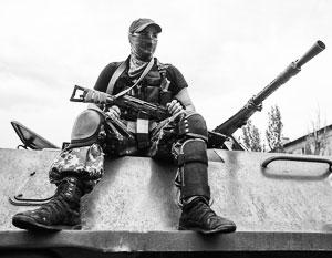 Добровольцы из России составляют яркую, но незначительную боевую силу в Донбассе