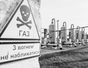 Сделка по поставкам газа - один из примеров, когда Украина обманула Россию