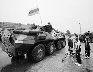 Марш-бросок на аэропорт оказался одним из самых знаковых событий Югославской войны