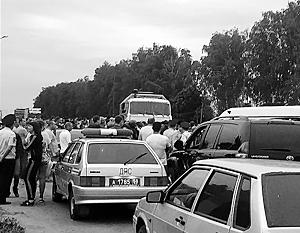 МВД могло воспрепятствовать развитию конфликта в Чемодановке