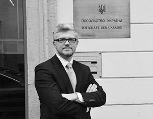 Украинский посол Мельник берет пример с посла США – учит немцев, как им вести политику