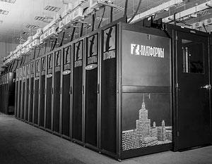 Суперкомпьютер «Ломоносов-2» сделан полностью на средства МГУ