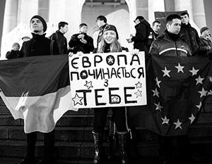Спустя пять лет после своего мятежа зачинщики евромайдана убедились в лицемерии Европы