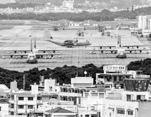 Одна из главных причин, по которой жители Окинавы мечтают о независимости, американские военные базы