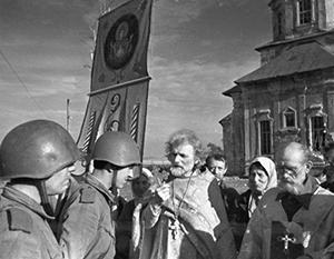 Советским солдатам не запрещали молиться – но те предпочитали не афишировать свои религиозные взгляды