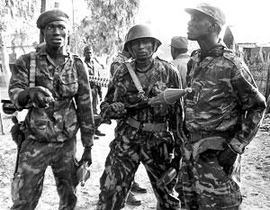 Военные Гвинеи-Бисау обладают решающим влиянием на ситуацию в своей стране