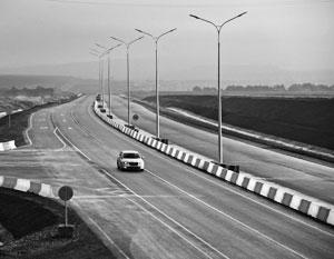 Протяженность дорог высшей категории в России увеличилась за четыре года на две с половиной тысячи километров