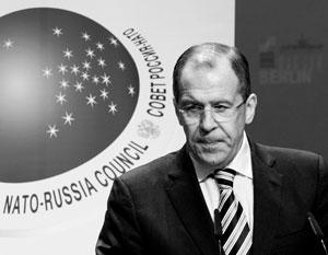 Контакты России и НАТО заморожены уже давно