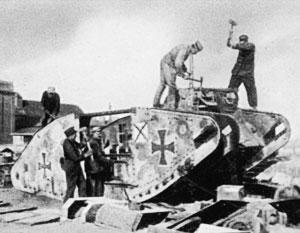 Итоги Первой мировой войны породили идею разоружить Германию, но сделать это до конца так и не удалось