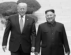 Трамп договорился о встрече с Ким Чен Ыном с помощью поста в Twitter