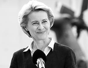 Давний борец с «российским влиянием» Урсула фон дер Ляйен стала фактическим премьером Евросоюза