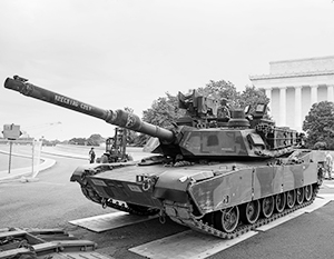 Ржавые танки, по мысли Трампа, должны повысить американский патриотизм