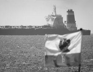Иранцы назвали «российским» захваченный британским спецназом танкер в Гибралтаре