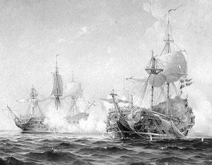 Память о русских кораблях по-прежнему наводит на Швецию страх