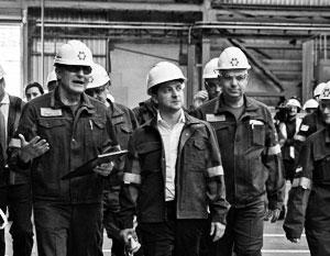 Зеленский посетил Донбасс – но все равно мало что понял в устройстве его промышленности