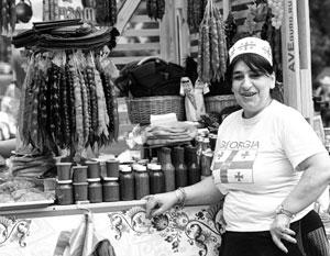 Отношение к грузинским товарам у российского потребителя изменится