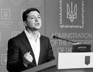 Владимир Зеленский замахнулся на всю украинскую политическую элиту