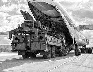 Ан-124 доставили в Турцию не только комплексы, но и сопутствующее оборудование
