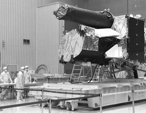 Так выглядел этот уникальный аппарат до установки на ракету-носитель