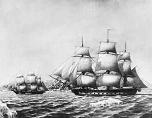 Миссия шлюпов «Восток» и «Мирный» была щедро профинансирована императором Александром I