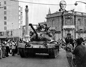 Турецкие танки смогли захватить плацдарм - но на море Турция потерпела жестокое поражение