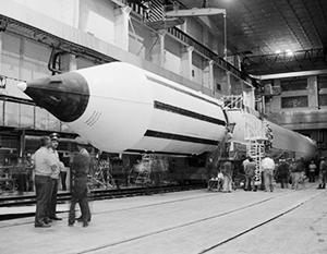 Украина разучилась делать даже те ракеты советского времени, которые производились на ее территории