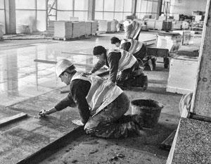 Украинские гастарбайтеры давно стали одним из символов рынка труда и ЕС, и России