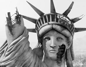 Важнейшие для американского общества символы все больше теряют свою силу