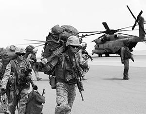 Трамп напряженно думает, что делать с размещенными в Афганистане войсками США