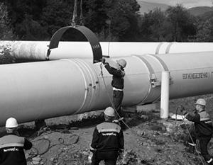 Украинский транзит остановится раньше, чем закончится контракт