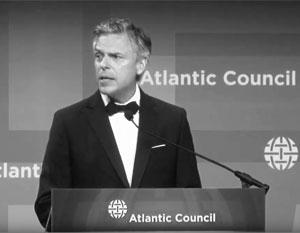 Атлантический совет в России возглавляет лично американский посол