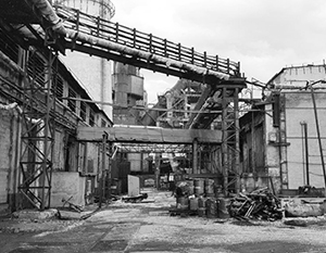Челябинские промышленные пейзажи мало способствуют оптимизму