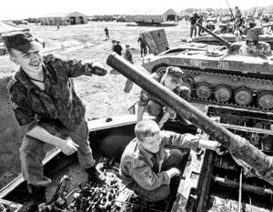 Последние семь лет ремонтом бронетехники сами военные почти не занимались – эта работа ушла на аутсорсинг