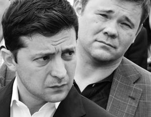 Богдан имеет определяющее влияние на Зеленского. И этого человека почему-то невзлюбил Дональд Трамп