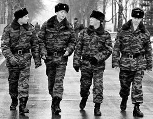 Младший командный состав считается становым хребтом любой мощной армии